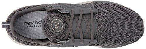 Scarpe uomo New Balance, mod. MR274, colore nero, tomaia in mesh GO grey