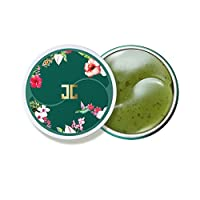 JAYJUN Green Tea Eye Gel Patch Jar, 60 Patches