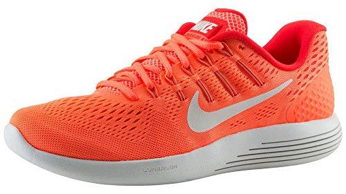 Nike 843726 800 Lunarglide 8 Bright Mango 38 Damen Crimson Cream