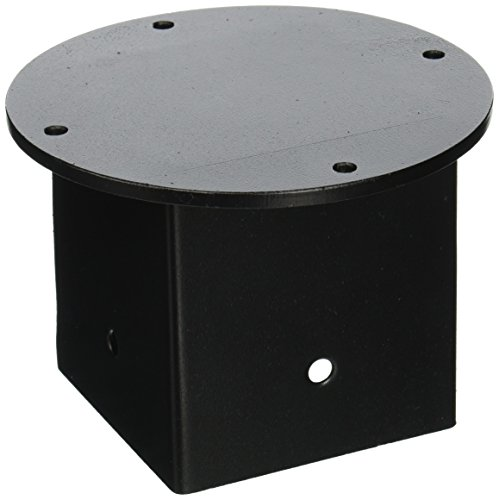 achla-designs-round-post-flange-for-4-by-4-post