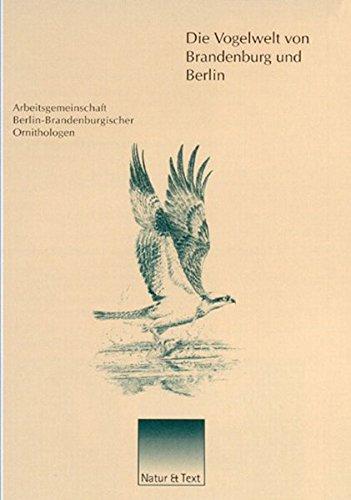 Die Vogelwelt von Brandenburg und Berlin