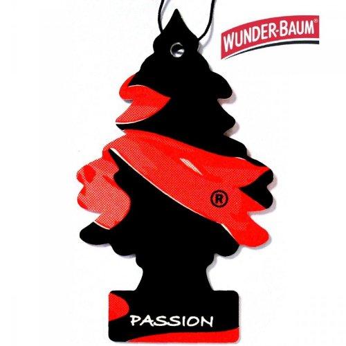 Wunderbaum Passion Duftbaum Duftbäumchen Lufterfrischer