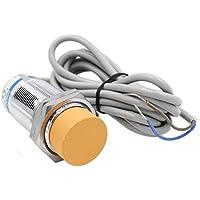 heschen capacitiva Sensor de proximidad Interruptor ljc30a3-h-j/EZ detector 1–25mm 90–250VAC 400mA NO Normalmente Abierto (alambre de) 2