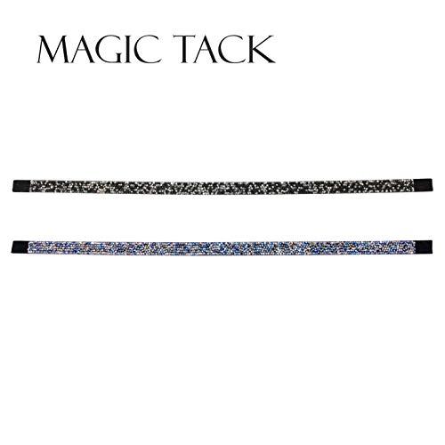 Stübben Inlay 2010 Magic Tack lang gerade rocks - black-silver