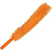 Plumero Curvable - TOOGOO(R) Flexible Chenilla Curvable Limpiador de Micro Plumero Cepillo Color al azar