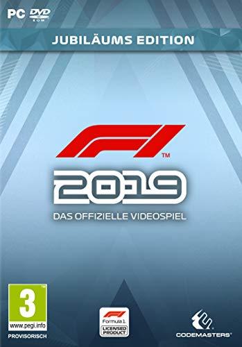 F1 2019 Jubiläums Edition [PC] [PEGI-AT]