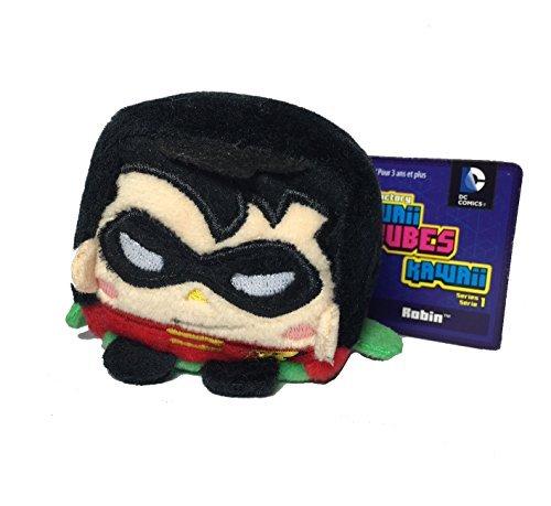 DC Comics Kawaii Cubes Robin - Small Plush Collectible