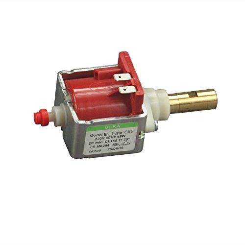 Wasserpumpe Elektropumpe Pumpe Ulka EX5 220V Universal für Saeco Kaffeeautomat 100 Micro Case