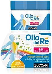 ZUCCARI Olio Del Re Gel Respirattivo, No Colore, 50 Millilitro