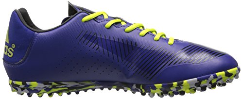 Adidas Performance Ff Stileiro Turf Shoe, Amazon Violet / semi-solaire jaune / noir, 6,5 M Us Amazon Purple/Semi Solar Yellow/Black