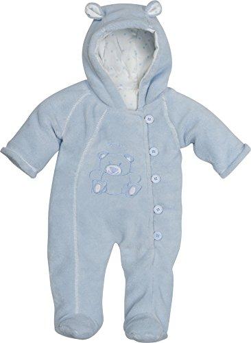 74 62 Anzug* Gr 80 * Kuschelig warmer Fleece-Overall Playshoes *Winter 68