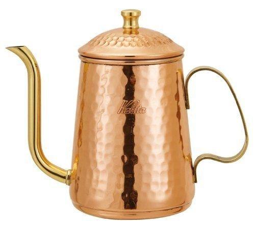 kalita-coffee-drip-kettle-copper-pot-600ml