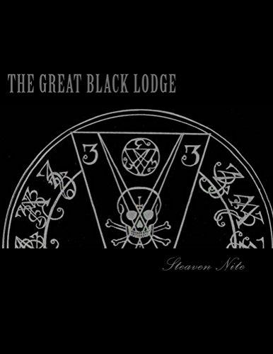 The Great Black Lodge (English Edition) por Steaven Nite