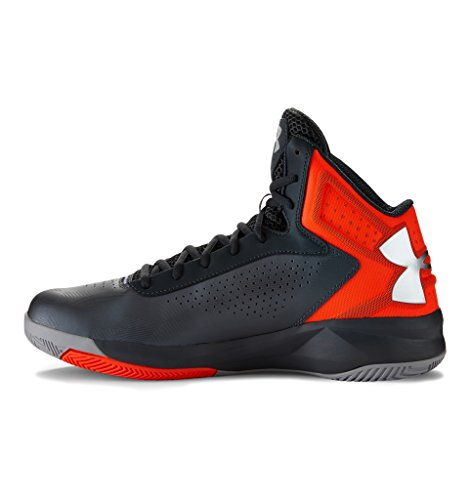 Under Armour - Torch, Scarpe da Basket Uomo Grey