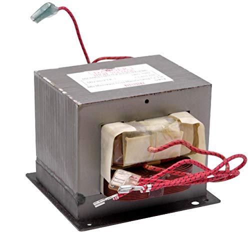 vhbw Hochspannungs-Transformator 240V, 50Hz Ersatzteil Ersatz für MD-801FTR-1 für Mikrowelle -