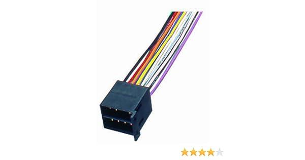 multicolore Cavo per autoradio con connettore ISO altoparlanti Phonocar 4//644
