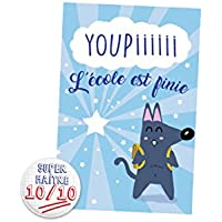 Kit Youpiii Super Maître – Carte et badge