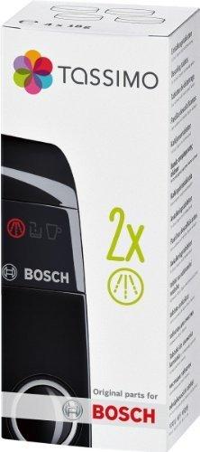 Bosch Original Tassimo Entkalkungstabletten Multi-Pack 8 Tabletten (4 x 2)