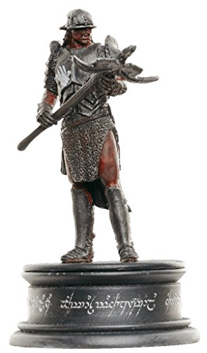 Lord of the Rings Chess Collection Nº 63 Crossbow Uruk-Hai 1