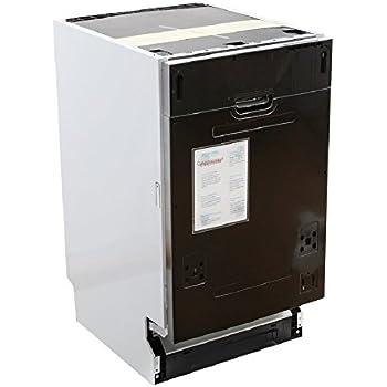 Vollintegrierbarer Einbaugeschirrspuler Spulmaschine Geschirrspuler