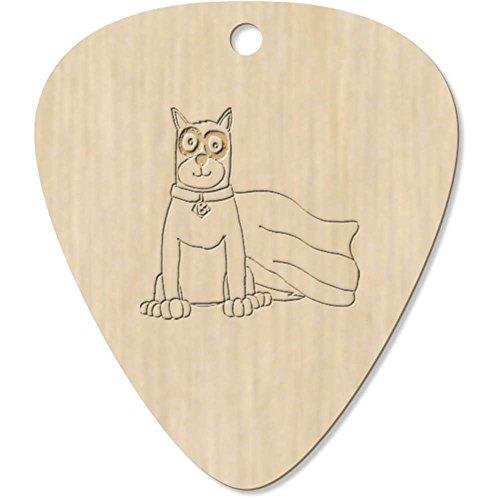 Azeeda 7 x 'Superheld Hund' Plektrum / Picks ()