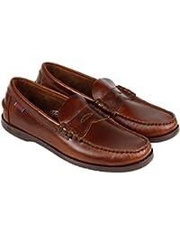 Zapatos Sebago Thetford Marron