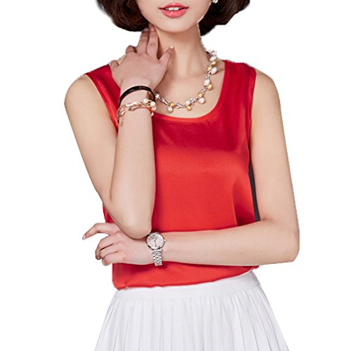 ECYC - Camicia -  donna A08:Red