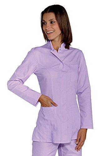 002827 Casacca Portofino - Isacco Lilla per Abbigliamento per settori sanitario, benessere ed estetico Donna Casacche