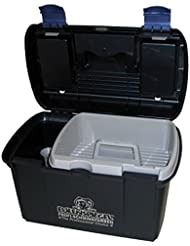 Eulenspiegel Profi Schmink-Koffer aus Kunststoff, mittel, 1 Stück