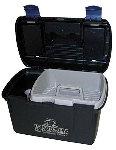 chmink-Koffer aus Kunststoff, mittel, 1 Stück (Wer Sich Zu Verkleiden Für Halloween)