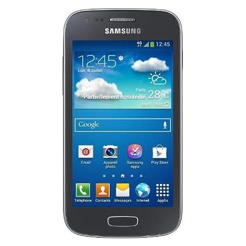 Samsung Galaxy Ace 3 Smartphone débloqué 4G (8 Go - Android 4.2 Jelly Bean) Noir