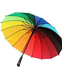 Umbrella JUMBO AUTOMATIC Good Quality For Long Lasting New Collection Rainy Season Low Price Attractive Rainbow...
