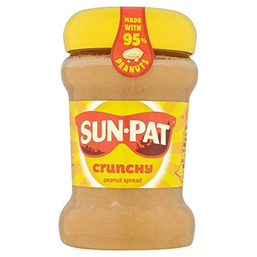 Sunpat Erdnuss Butter Aufstrich - 340g Pat Butter