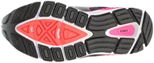 Puma Speed 600 Ignite Maschenweite Turnschuhe Black-Pink Glo-Aged Silver
