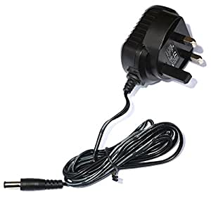 9V VTech InnoTab Learning tablet replacement power supply adaptor - UK plug