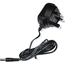 MyVolts 9V RockJam RJ-661 Keyboard replacement power supply adaptor - UK plug