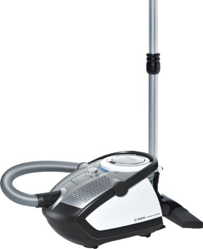 Bosch BGS61430 Cylinder vacuum 3L 1400W Black,Grey,White vacuum - Vacuums (1400 W, 220-240, Cylinder vacuum, Bagless, 3 L, Black, Grey, White)