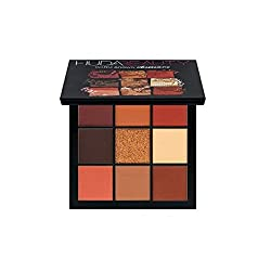 Warm Obsessions Huda Beauty Brown Eyeshadow 4 in 1 Palette For Beauty Queens