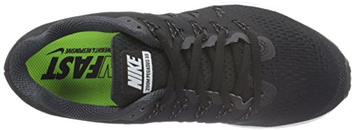 Nike Wmns Air Zoom Pegasus 33, Entraînement de course femme Noir (Black/White/Anthracite/Cool Grey)