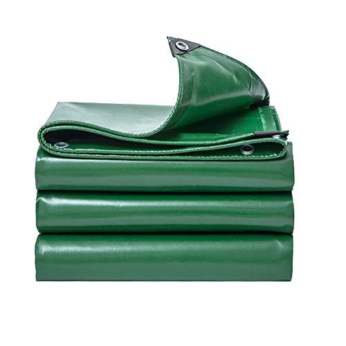 YAGEER Zhangpeng Verdicktes Wasserdichtes Tarpauline Tarp-Plane-Bodenbelag Im Freien Sonnenschutz-Grünzelt Der Schweren Plane (größe : 6x8m)