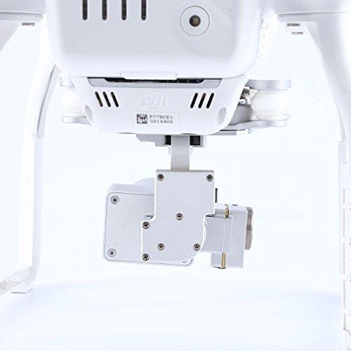 Preisvergleich Produktbild Anbee® CNC-Legierung Gimbal Schutz Saver Guard Rückabdeckung für DJI Phantom 3 Quadcopter