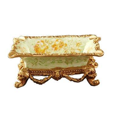 SDKIR-une personnalité européenne de la mode céramique créative cendrier, cendrier, salon de la décoration d'artisanat décoration
