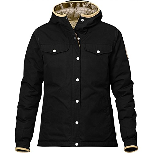 FjallRaven Doudoune Greenland No.1 Down Jacket W Black