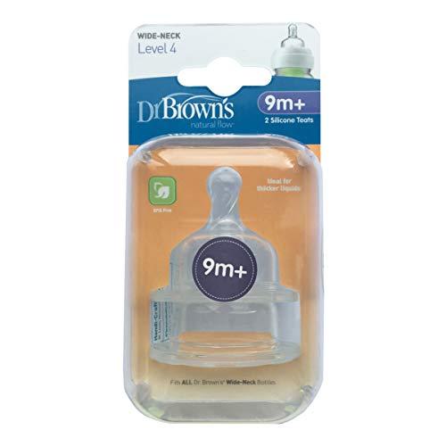 Dr Brown 's opciones tetinas (nivel 4)