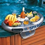 Life Floating Spa Bar Inflatable Hot...