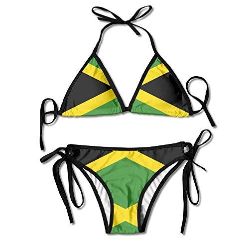 Bikini Swimwear Women's Thong Bikini Suit Swimsuit