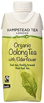 Hampstead Tea Thé glacé Ureau Oolong Bio 330 ml
