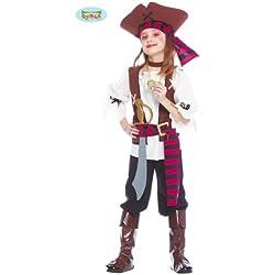 Disfraz de pirata de tripulación para niña (10-12 años)