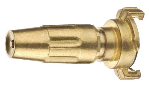 Cornat Schnellkupplungs-Schlauchspritze, Klauenabstand 40 mm, Messing / Garten Bewässerung / FLOR92270