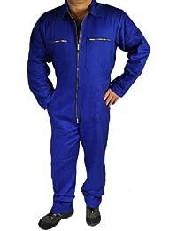 Iwea Stabiler Herren Arbeitsoverall Arbeitskleidung Arbeitsanzug  Schutzanzug Arbeits Overall Rallye-Kombi c75e395ead